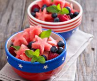 Healthy Independence Day Inspired Dishes