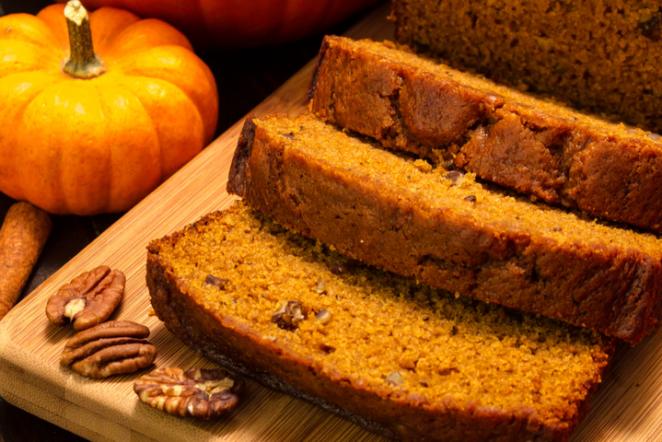Healthy Pumpkin Spice Recipe Roundup